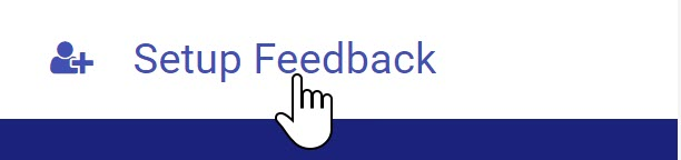 Setting Up Feedback Button