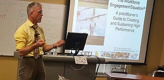 I love to teach!