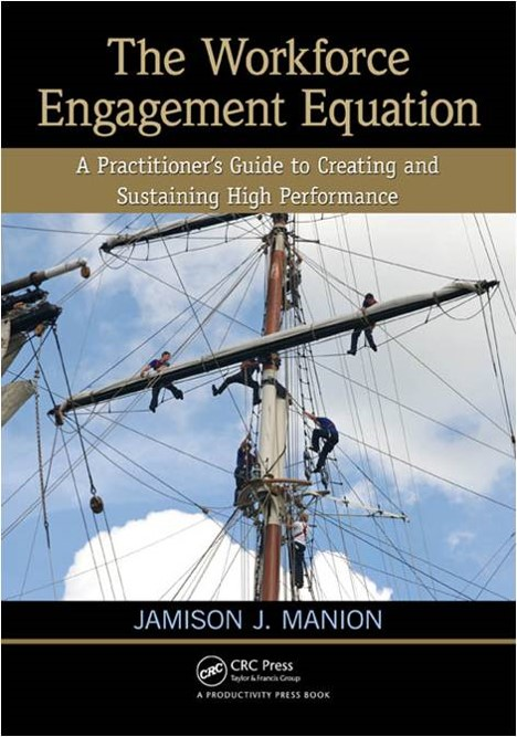 Book Cover of The Workforce Engagement Equation